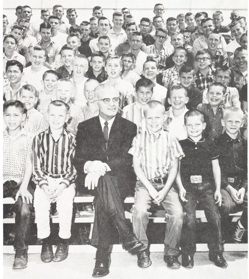 History of Boys Ranch