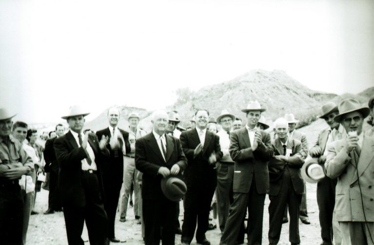 Canadian River Bridge Dedication 1955 (3)